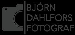 Fotograf Björn Dahlfors